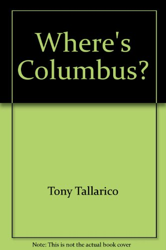 Where's Columbus? (Where Are They? Book)