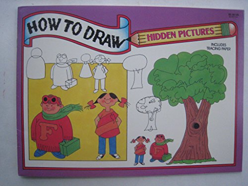 9781561561889: How to Draw Hidden Pictures