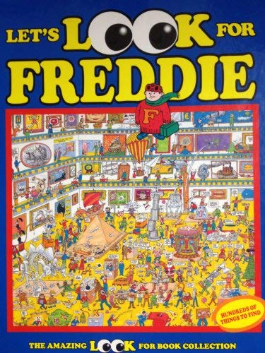 Let's Look for Freddie (9781561562145) by Anthony Tallarico