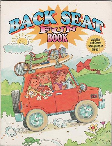 The back seat fun book: Tony Tallarico