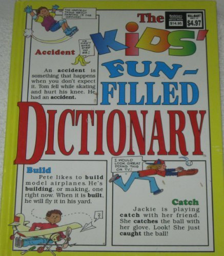 Kids Fun-Filled Dictionary (1561562823) by Christopher, Tracy; Tallarico, Tony