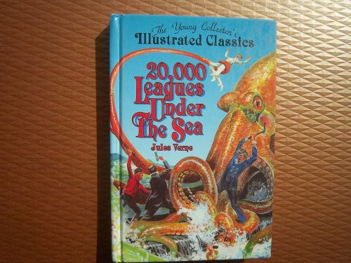 20,000 Leagues Under the Sea: The Young: Verne, Jules