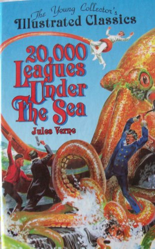 20,000 Leagues Under the Sea: The Young: Jules Verne