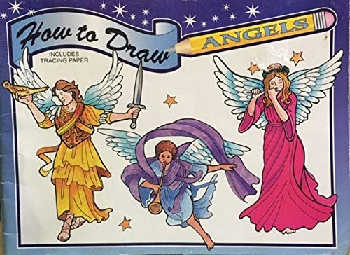 How to draw angels: Illustrator-Jael