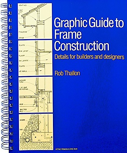 9781561580408: Graphic Guide to Frame Construction: Details for Builders and Designers