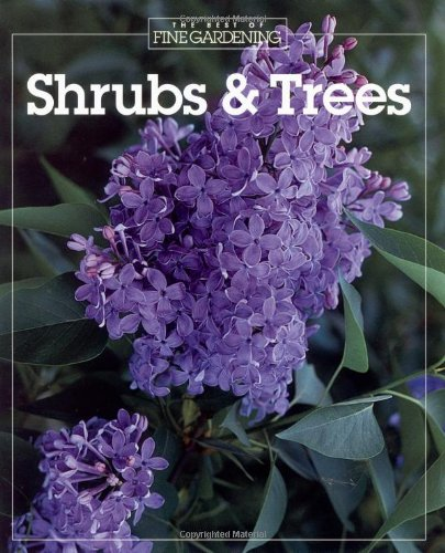 9781561580552: Shrubs & Trees (Best of Fine Gardening)