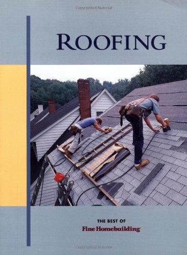 9781561581412: Roofing (Best of Fine Homebuilding)