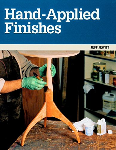 9781561581542: Hand-applied Finishes