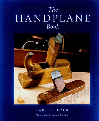 9781561581559: The Handplane Book (Taunton Books & Videos for Fellow Enthusiasts)
