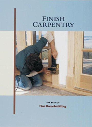 Finish Carpentry (Builder's Library): Cushman, Ted, Dekorne, Clayton