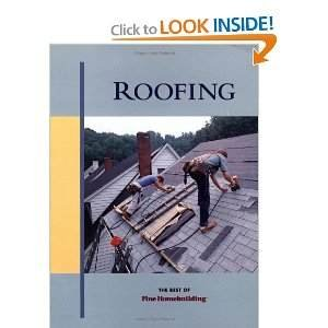 9781561582112: Roofing (Builder's Library Series)