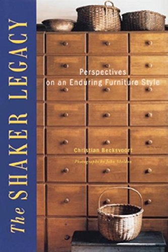 9781561582181: The Shaker Legacy: Perspectives on an Enduring Furniture Style