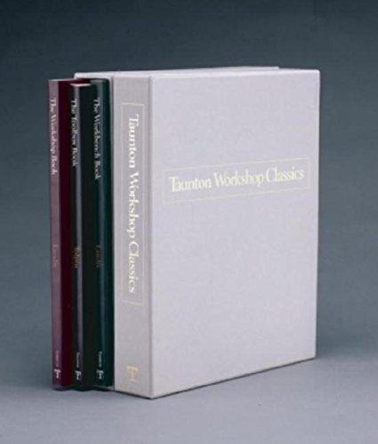 Taunton Workshop Classics: The Workbench Book, the Toolbox Book, the Workshop Book: Landis, Scott;...