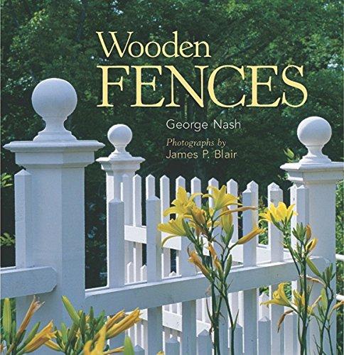 9781561582921: Wooden Fences
