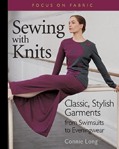 9781561583119: Sewing with Knits: Classic, Stylish Garments from Swimsuits to Evening Wear (Focus on Fabric) (Focus on Fabric S.)