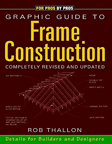 9781561583539: Graphic Guide to Frame Construction: Details for Builders and Designers