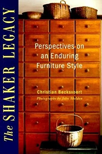 9781561583577: Shaker Legacy, The: Perspectives on an Enduring Furniture Style