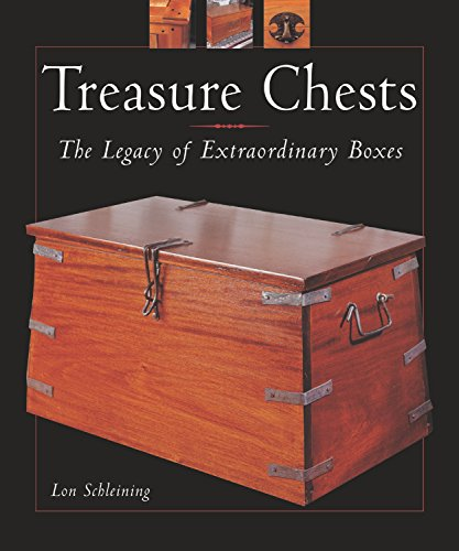 9781561583621: Treasure Chests: The Legacy of Extraordinary Boxes