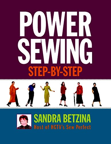 9781561583638: Power Sewing Step-By-Step