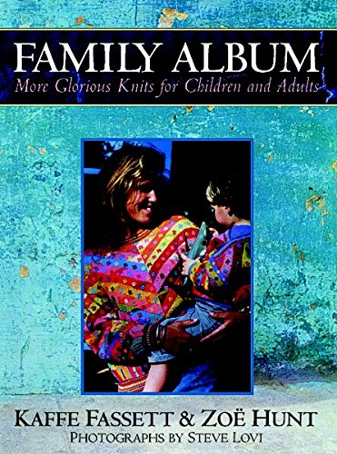 9781561583898: Family Album: Knitting for Children and Adults (Taunton Books & Videos for Fellow Enthusiasts)