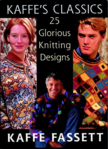 9781561584130: Kaffe's Classics: 25 Glorious Knitting Desings
