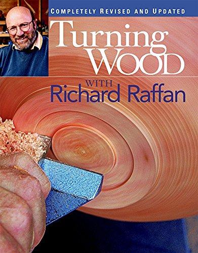 9781561584178: Turning Wood with Richard Raffan (Fine Woodworking DVD Workshop)