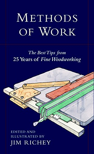 9781561584680 Methods Of Work Workshop Tablesaw Router