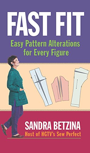9781561584949: Fast Fit: Easy Pattern Alterations for Every Figure