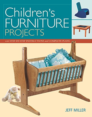 9781561585045: Children's Furniture Projects: With Step-by-step Instructions and Complete Plans