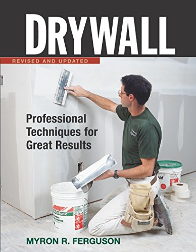 9781561585298: Drywall: Professional Techniques for Great Results (Fine Homebuilding DVD Workshop)