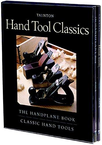 Classic Hand Tools and The Handplane Book: Hack, Garrett