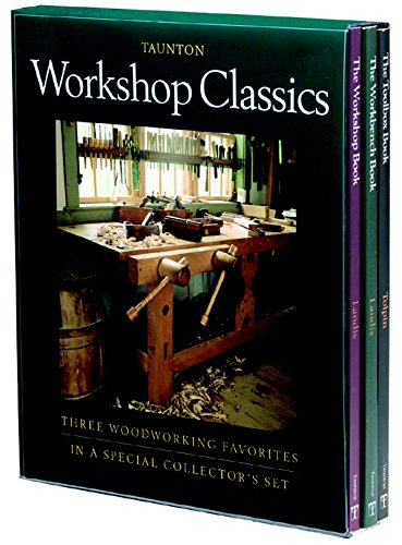 9781561585694: Workshop Classics : Three Woodworking Favorites in a Special Collector's Set
