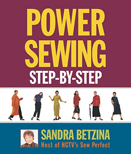 9781561585724: Power Sewing Step-By-Step