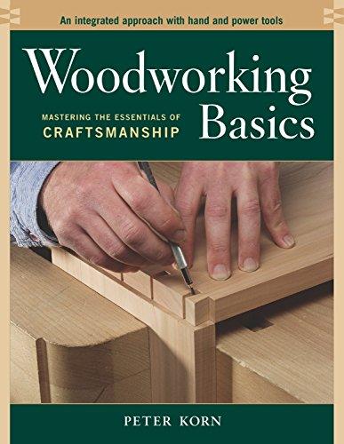 9781561586202: Woodworking Basics: Mastering the Essentials of Craftmanship