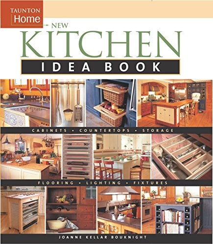 9781561586424 New Kitchen Idea Book Taunton Home Taunton