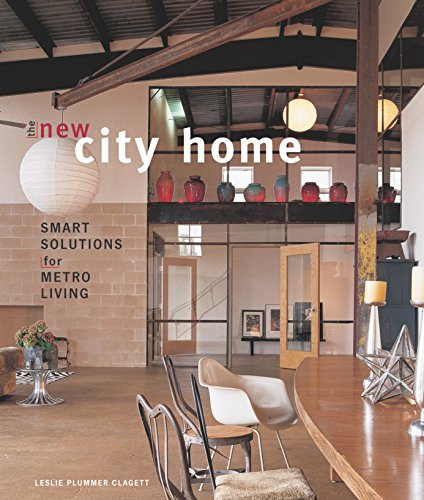 9781561586486: The New City Home: Smart Solutions for Metro Living