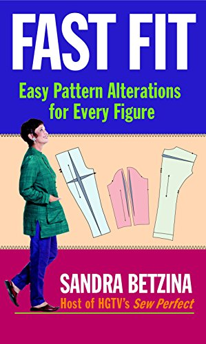 9781561586493: Fast Fit: Easy Pattern Alterations for Every Figure