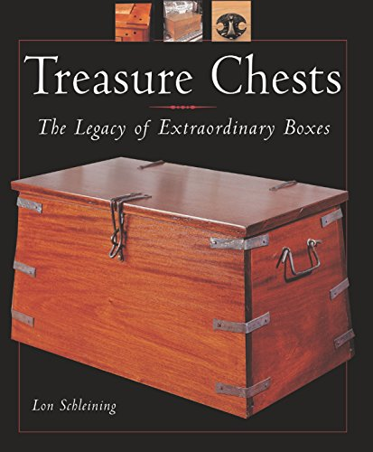 9781561586516: Treasure Chests: The Legacy of Extraordinary Boxes
