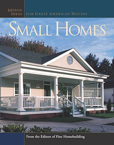 9781561586547 small homes design ideas for great for Great american builders