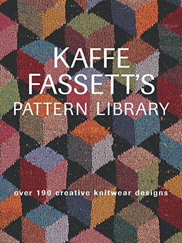 9781561586639: Kaffe Fassett's Pattern Library: Over 190 Creative Knitwear Designs