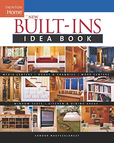 9781561586738: New Built-Ins Idea Book (Taunton Home Idea Books)