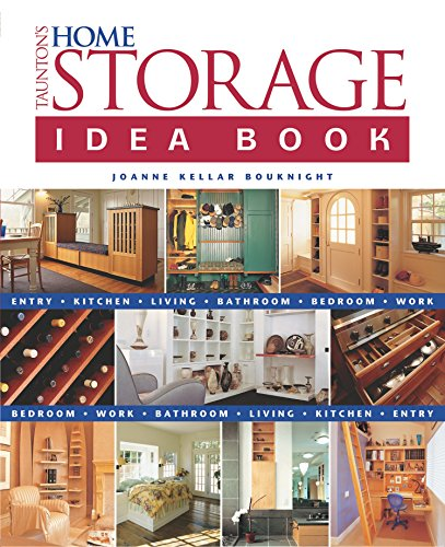 9781561586769 Tauntons Home Storage Idea Book Taunton