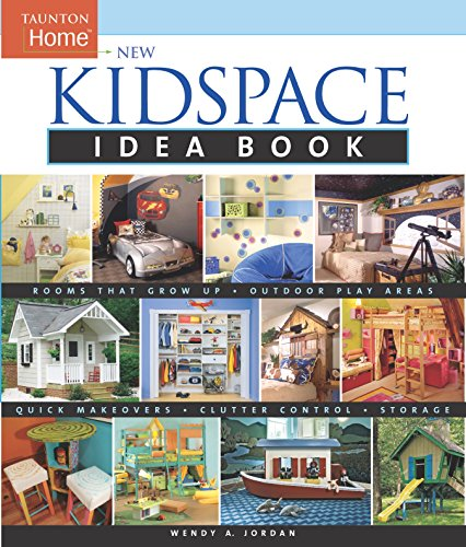 New Kidspace Idea Book {from} Taunton Homes -- Quick Makeovers - Clutter Control - Storage - Room...