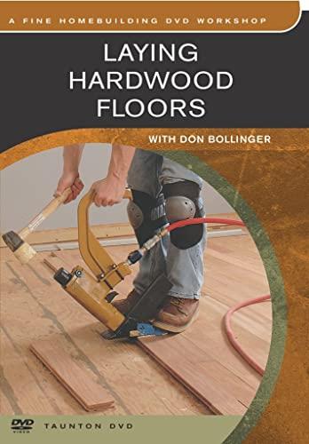 9781561587162: Laying Hardwood Floors