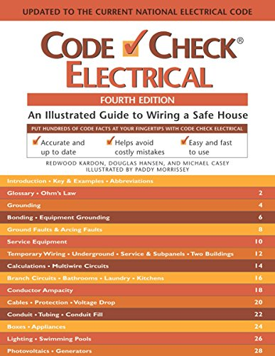 9781561587384 code check electrical an illustrated guide to wiring rh abebooks com wiring a house 4th edition (for pros by pros) wiring a house 4th edition (for pros by pros)