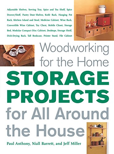 Storage Projects : For All Around the House