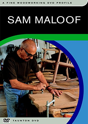 Sam Maloof: Woodworking Profile. DVD edition (1561588105) by Taunton Press