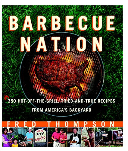 9781561588145: Barbecue Nation: One Man's Journey to Great Grilling
