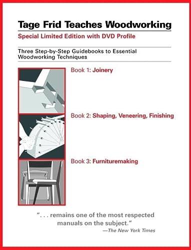 Tage Frid Teaches Woodworking (Hardback): Tage Frid