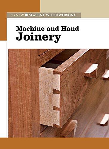 9781561588565: Machine And Hand Joinery